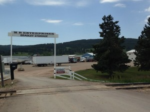 Bradley Storage main Location - Sturgis